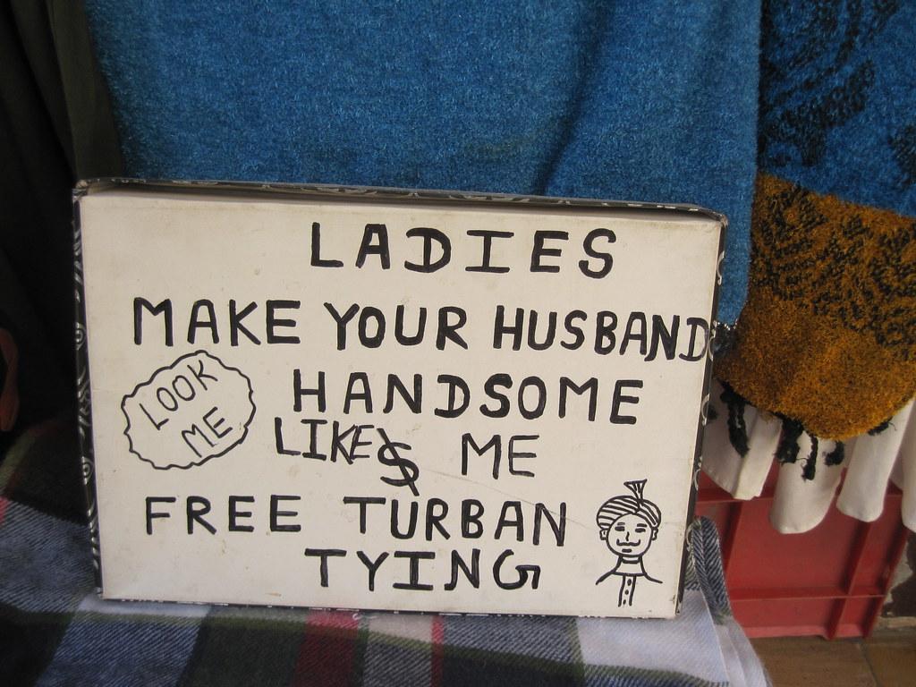 Free Turban Tying