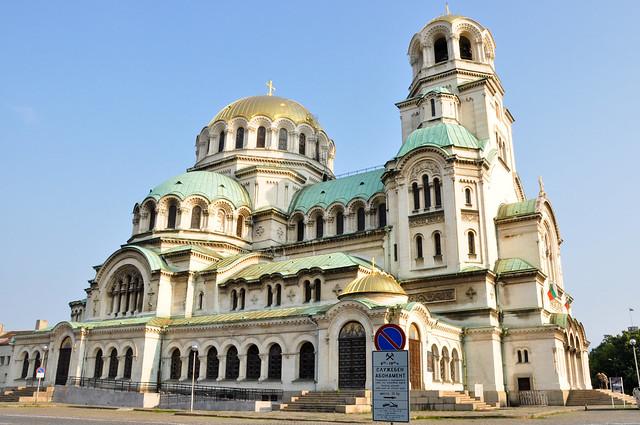 Alexandre-Nevski Cathedral
