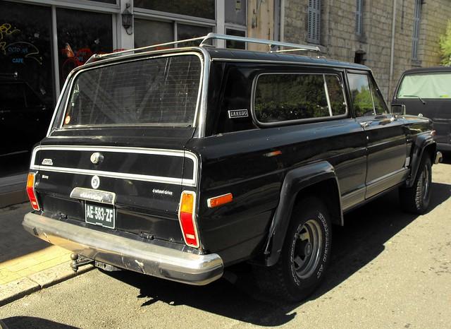 1983 jeep cherokee laredo flickr photo sharing. Black Bedroom Furniture Sets. Home Design Ideas