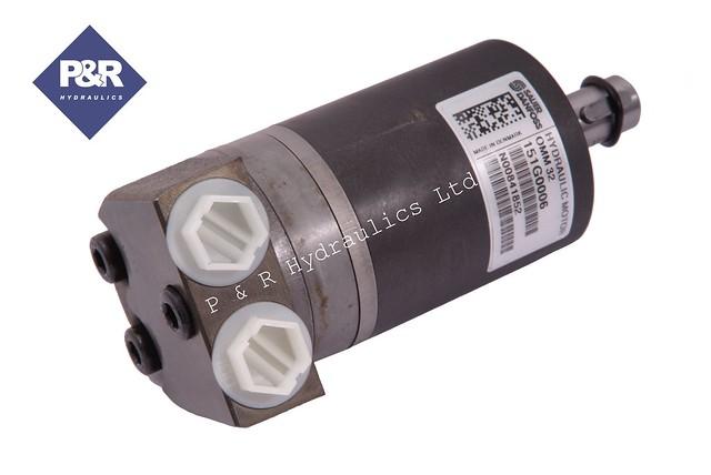 Miniature Hydraulic Motors : Eb z g