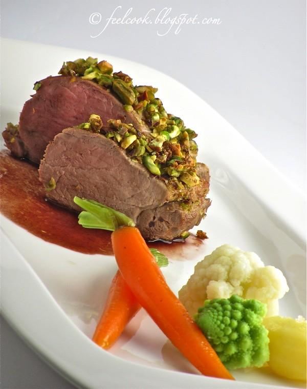 Feelcook cucina per passione filetto di maiale al mirto - Filetto di maiale al porto ...