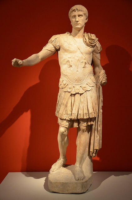 Julio-Claudian Prince, probably Gaius Caesar, the grandson of Augustus, Altes Museum Berlin