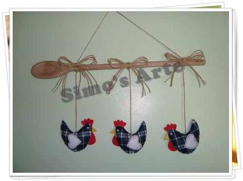 Enfeite para cozinha by Artes by Simo's®