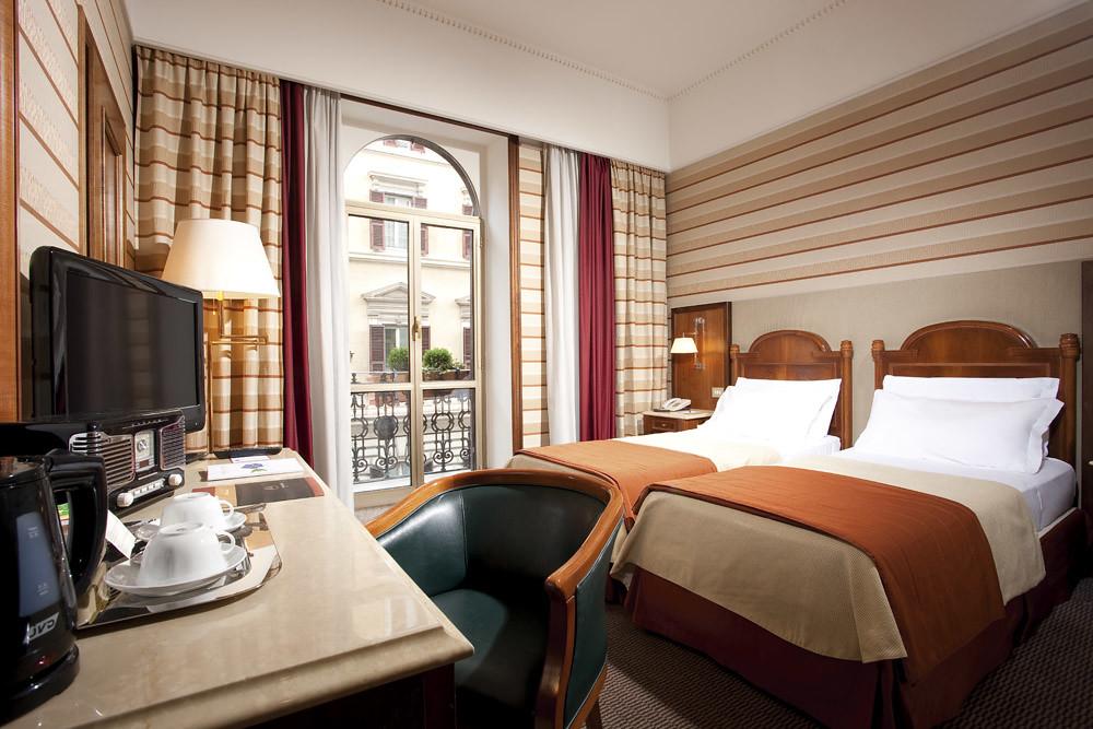 Hotel Mascagni Superior Twin