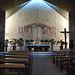 Chiesa di S PIO X al Sodo Firenze (affresco e sinopia) - Church of St. Pius X in Sodo Florence (fresco and sinotipe or ruddle) by Buonaventura's & Carla's