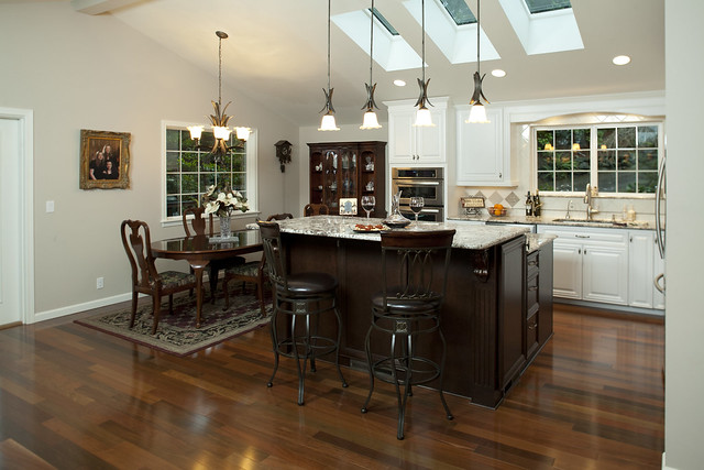 two tone kitchen island two tone kitchen island flickr photo 6437