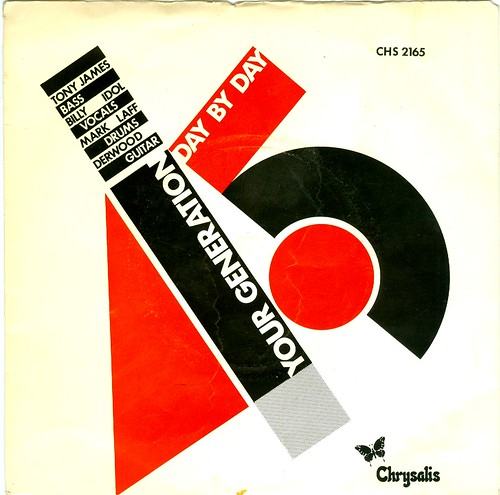 3 - Generation X - Your Generation - UK - 1977