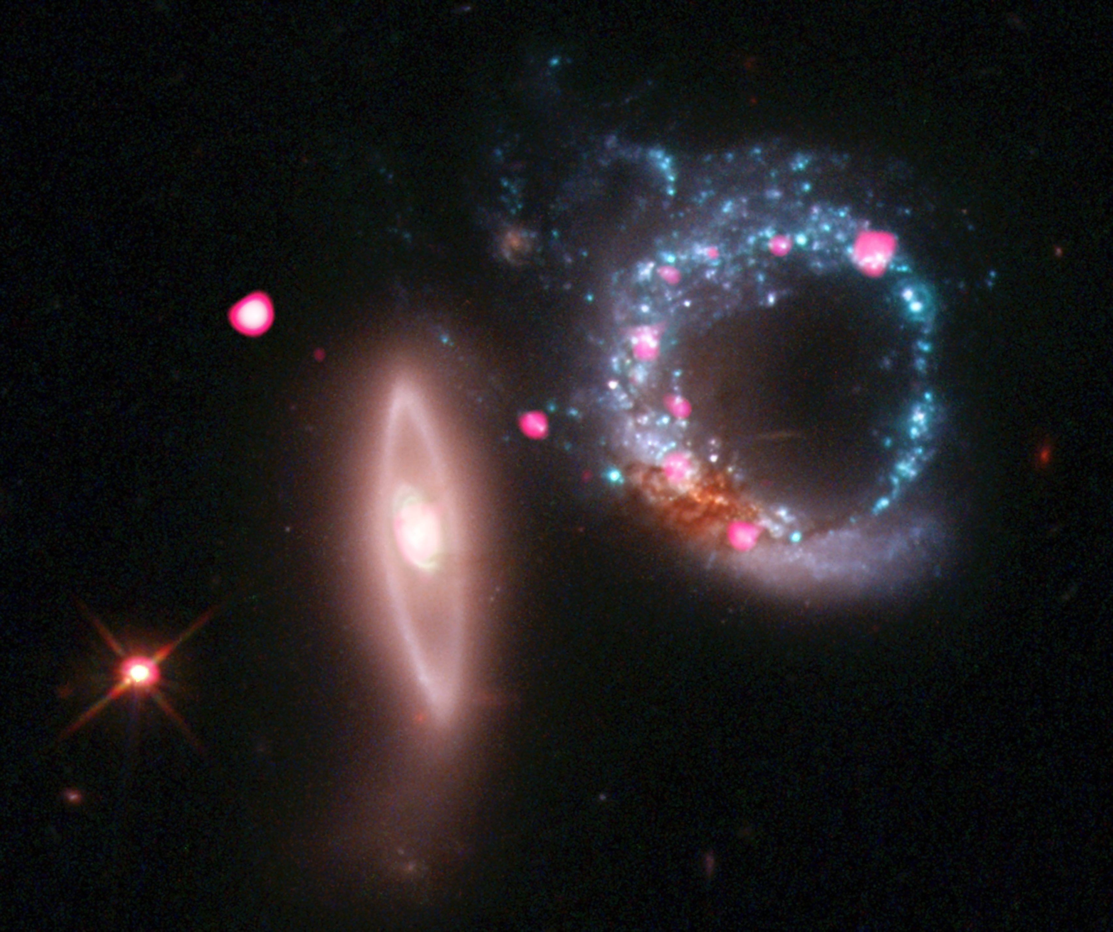 black hole chandra x ray - photo #10