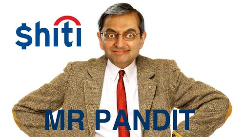 MR PANDIT by Colonel Flick