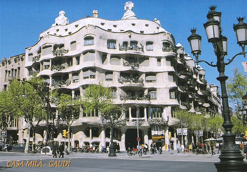 Works of Antoni Gaudi