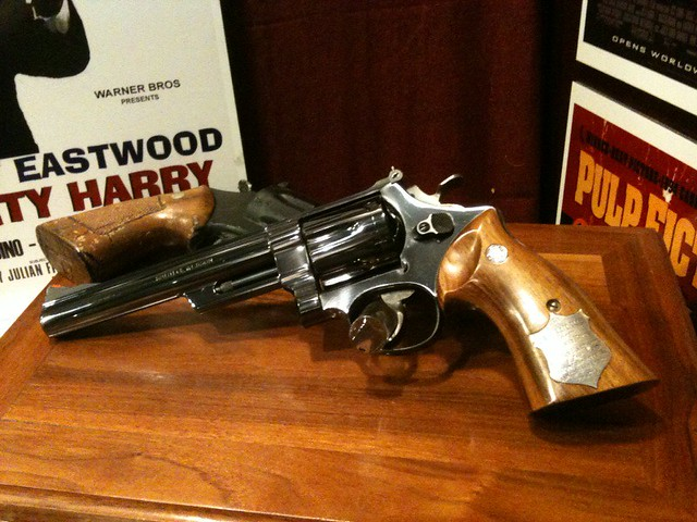 Dirty Hairy Gun 58