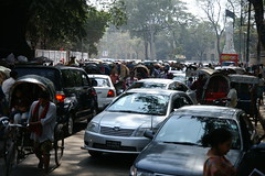 School Lunch Traffic