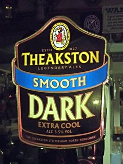 52 beers 3 - 26, Theakston, Dark (Mild), England