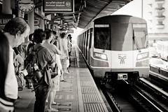 BTS - Sathorn station
