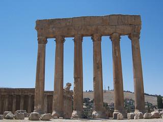 The Temple of Jupiter at Baalbek (VI)
