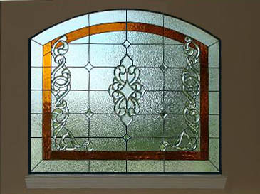 amber colored bathroom stained glass windows flickr photo sharing