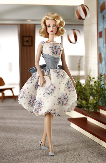 Mad Men Barbie Dolls