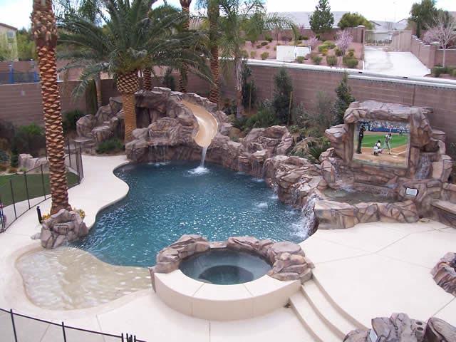 swimming pool rock flickr photo sharing