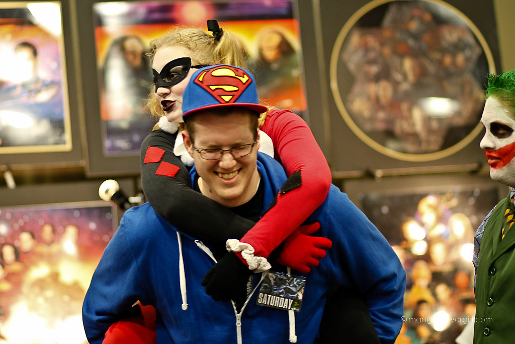 piggyback superman