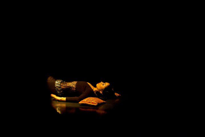 Anasma Mujer Fatal by Josee Provencal Montreal Jan 2011