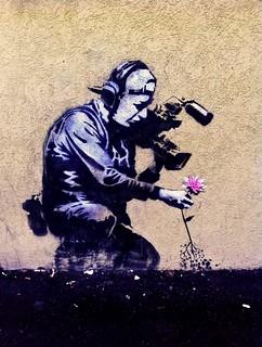 Banksy in Utah