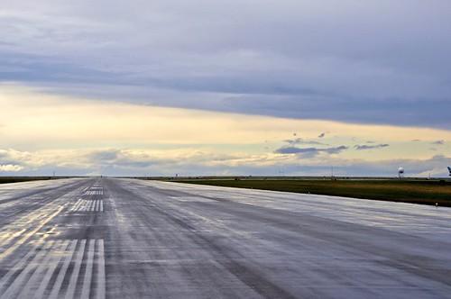 Landing at YVR