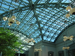Harold Washington Library First Thoughts About