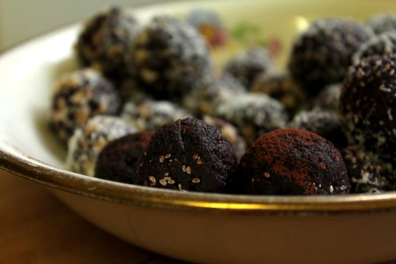Coconut Halva Balls photo