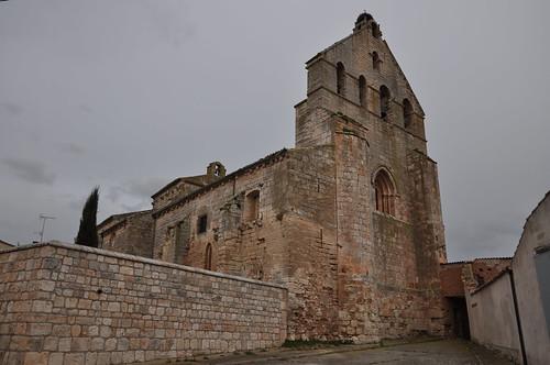 Presencio (Burgos). Iglesia de San Andrés