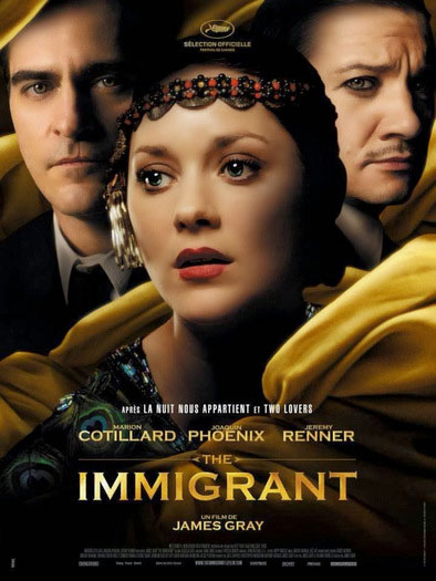 Nhập Cư - The Immigrant 2013