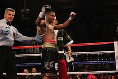 Yudel Jhnoson vs. Richard Gutiérrez at Fight Night at The Cosmopolitan of Las Vegas