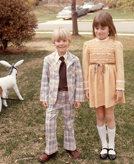 Annandale - Young David and Lynn (1977)