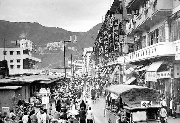 Canal Road, Old Hong Kong   Flickr - Photo Sharing!