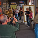 Chamber of Commerce Introduction by Hal Schmitt (pointing) . Epic Photo Gallery Attendees Epic Photo Gallery Exhibit and Chamber of Commerce ribbon cutting for Light Photographic Workshops in Los Osos, CA 30 March 2011 by mikebaird