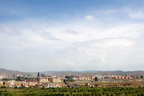 travel monument memorial mongolia ulaanbaatar zaisan