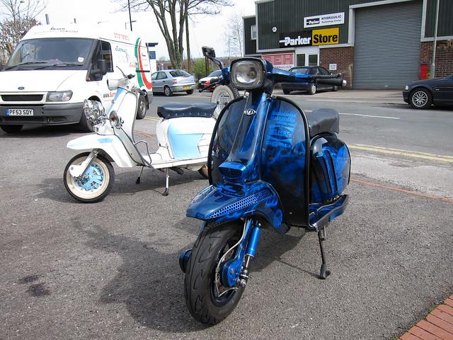 Surrey Vintage Scooter Club