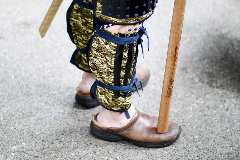 samurai shoes