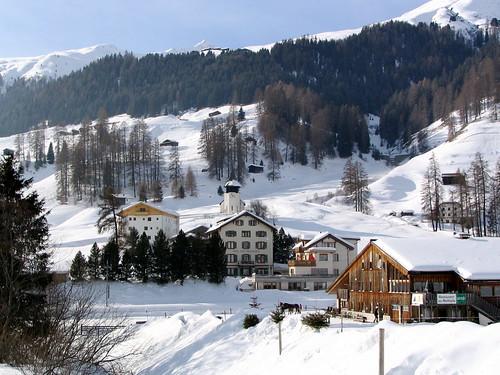 Davos from life of Robert Louis Stevenson