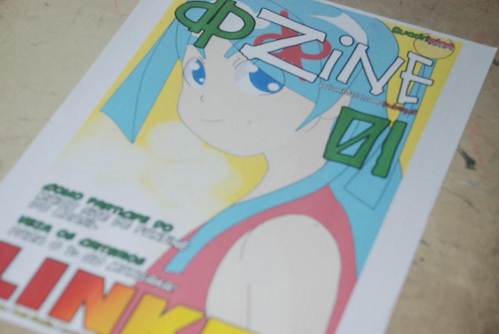 revista DPZINE