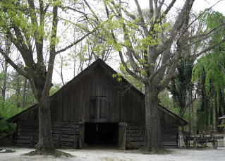 Barn At Stone Mountain