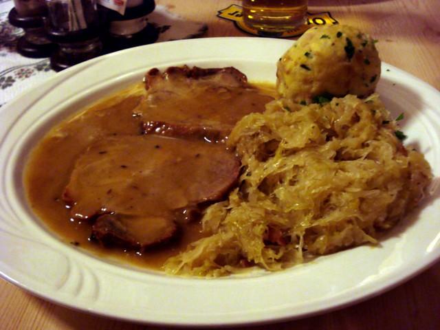 Austrian typical food vienna flickr photo sharing for Austrian cuisine vienna