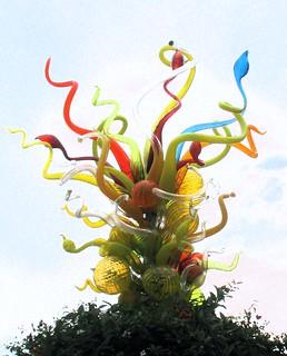 Chihuli sculpt-fest