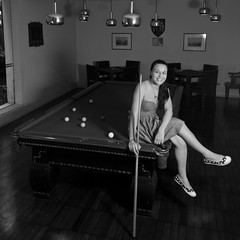Snooker Girl