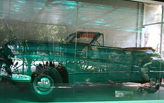 The Nizam's Buick convertible