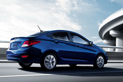 2012 Hyundai Accent (USA)