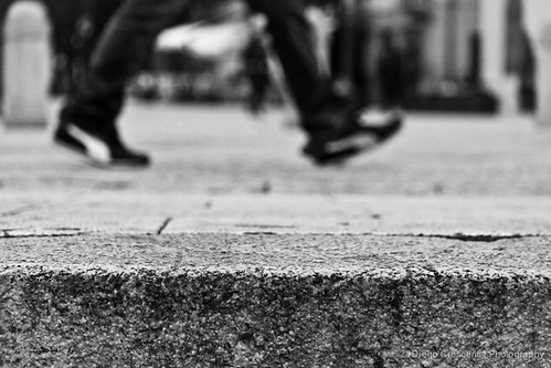 street blackandwhite black blackwhite scarpa pedone gradino dcimage dpsshallow