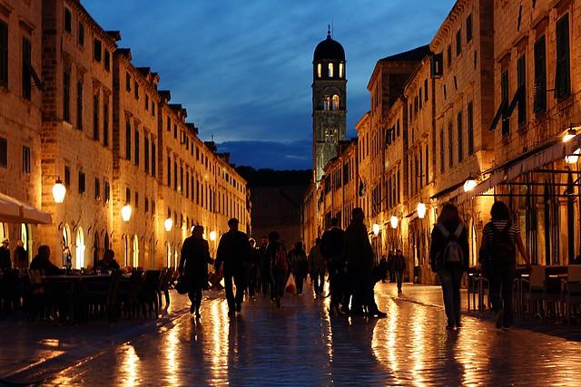 dubrovnik, old city