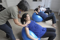 arm, swiss ball, therapy, limb, leg, human body, pilates, physical fitness, person, ball, sitting,