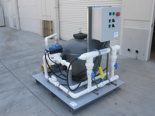 commercial water recycling process treatment government and private - Commercial Water Filtration System