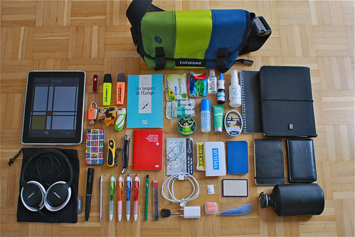 What's in my bag May 1st, 2011